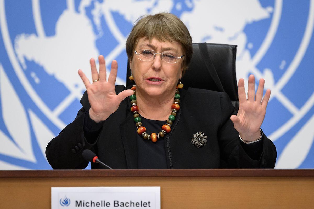Michelle Bachelet 09